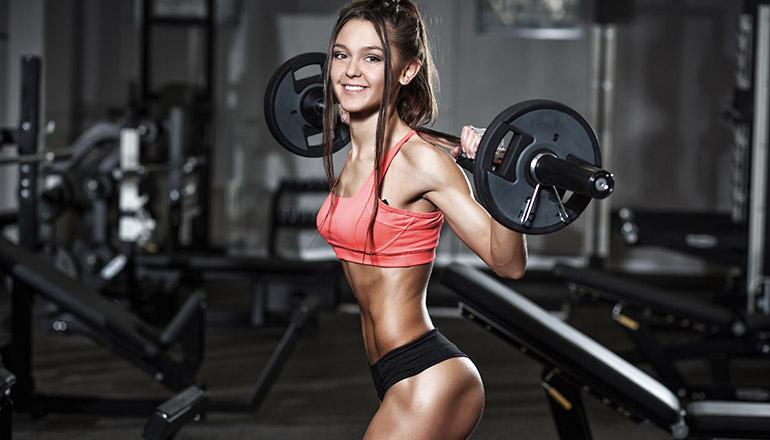 10 Smashing Tricks To Burn Yourself Into A Gorgeous Body
