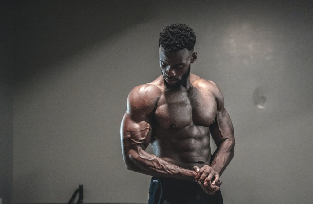 Ripped Abs Not Just For Looks